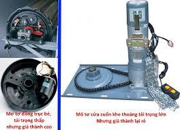 Cung cấp sỉ lẻ các loại motor cửa cuốn giá rẻ uy tín chất lượng tại TPHCM