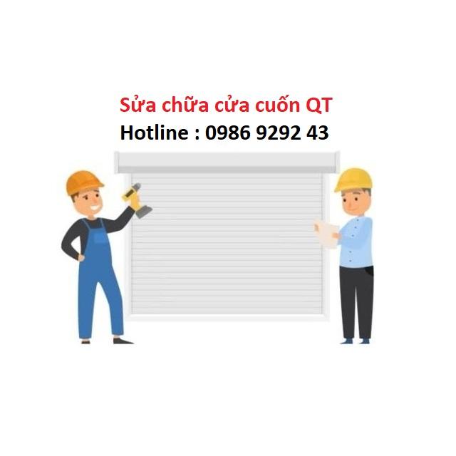 Sửa cửa cuốn uy tín giá rẻ tại Biên Hòa Nhơn Trạch